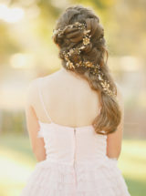 old wedding headpiece hair jewelry