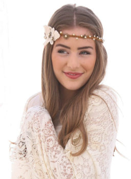 Boho Bridal Wedding Headband