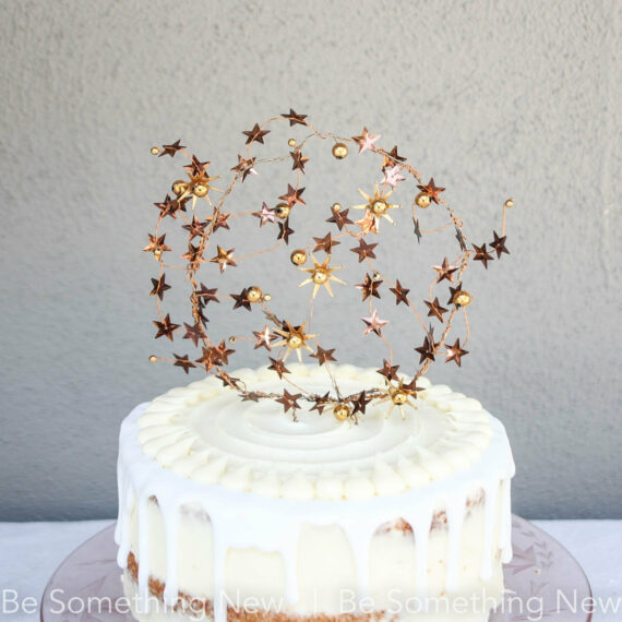 Celestial Wedding, star Cake Topper, Copper and Gold, Star Wedding Decor, Boho Weddings, Astrological, Cake Picks, Mixed Metal, cake topper, Boho cake topper, wedding cakes, wedding decor,